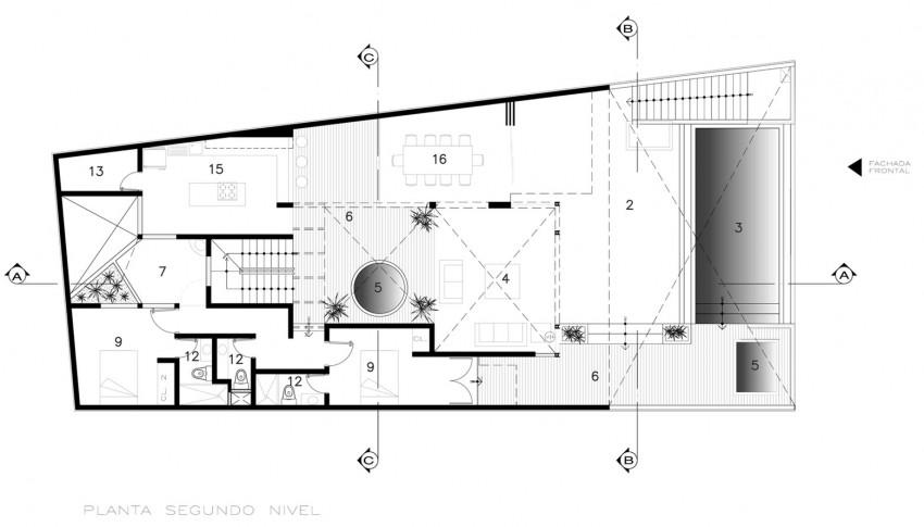 Crystal House by Gómez De La Torre & Guerrero 12