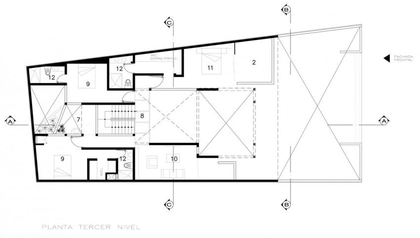 Crystal House by Gómez De La Torre & Guerrero 13