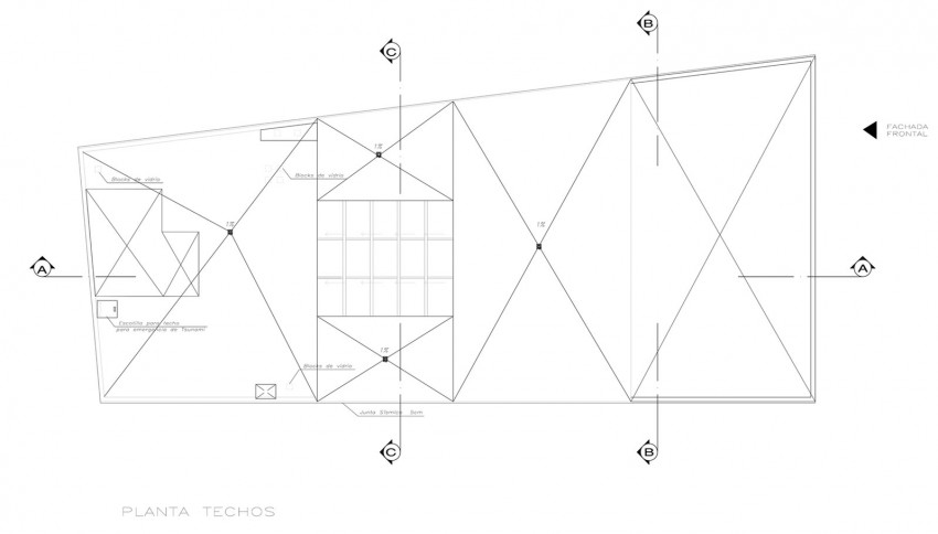 Crystal House by Gómez De La Torre & Guerrero 14