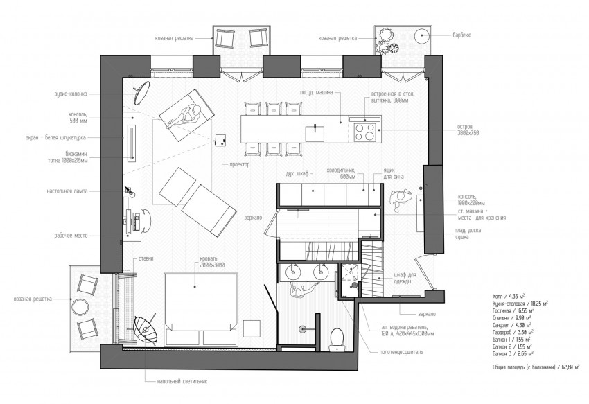 Interior MA by INT2 Architecture 16