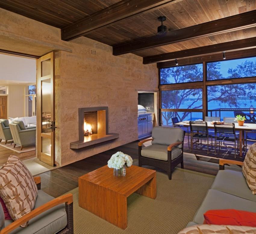 Lakeside Retreat by LakeFlato Architects 03