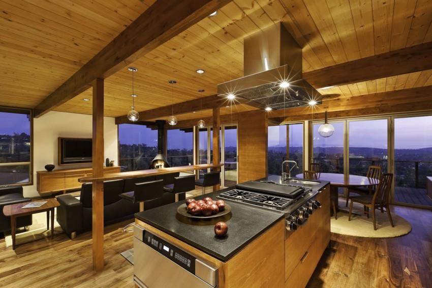 Mid-Century Modern Residence by AB design studio 02