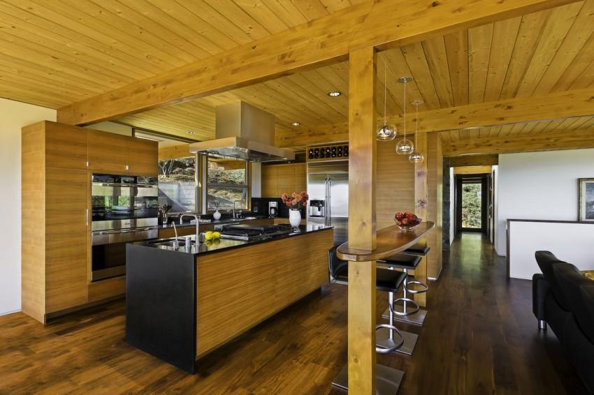 Mid-Century Modern Residence by AB design studio 03