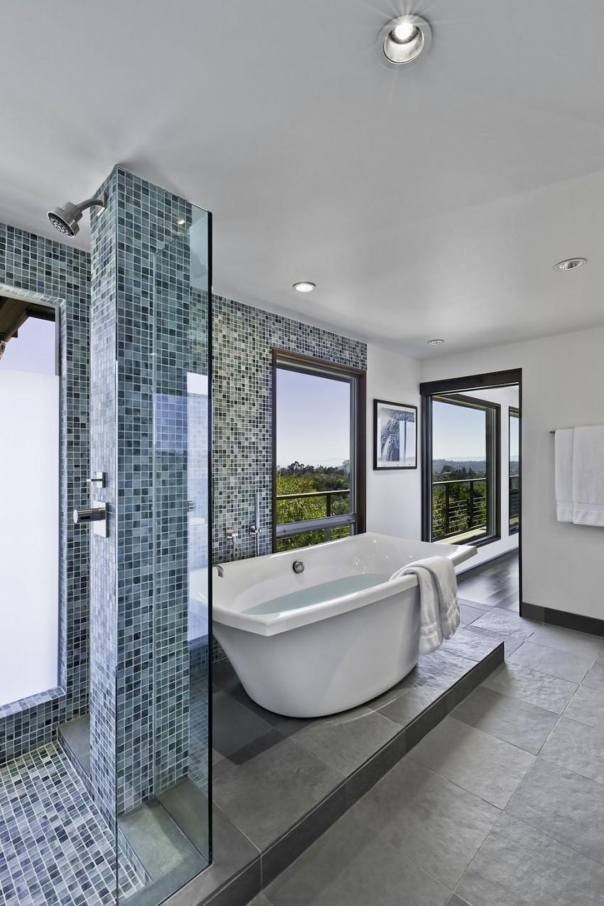 Mid-Century Modern Residence by AB design studio 07