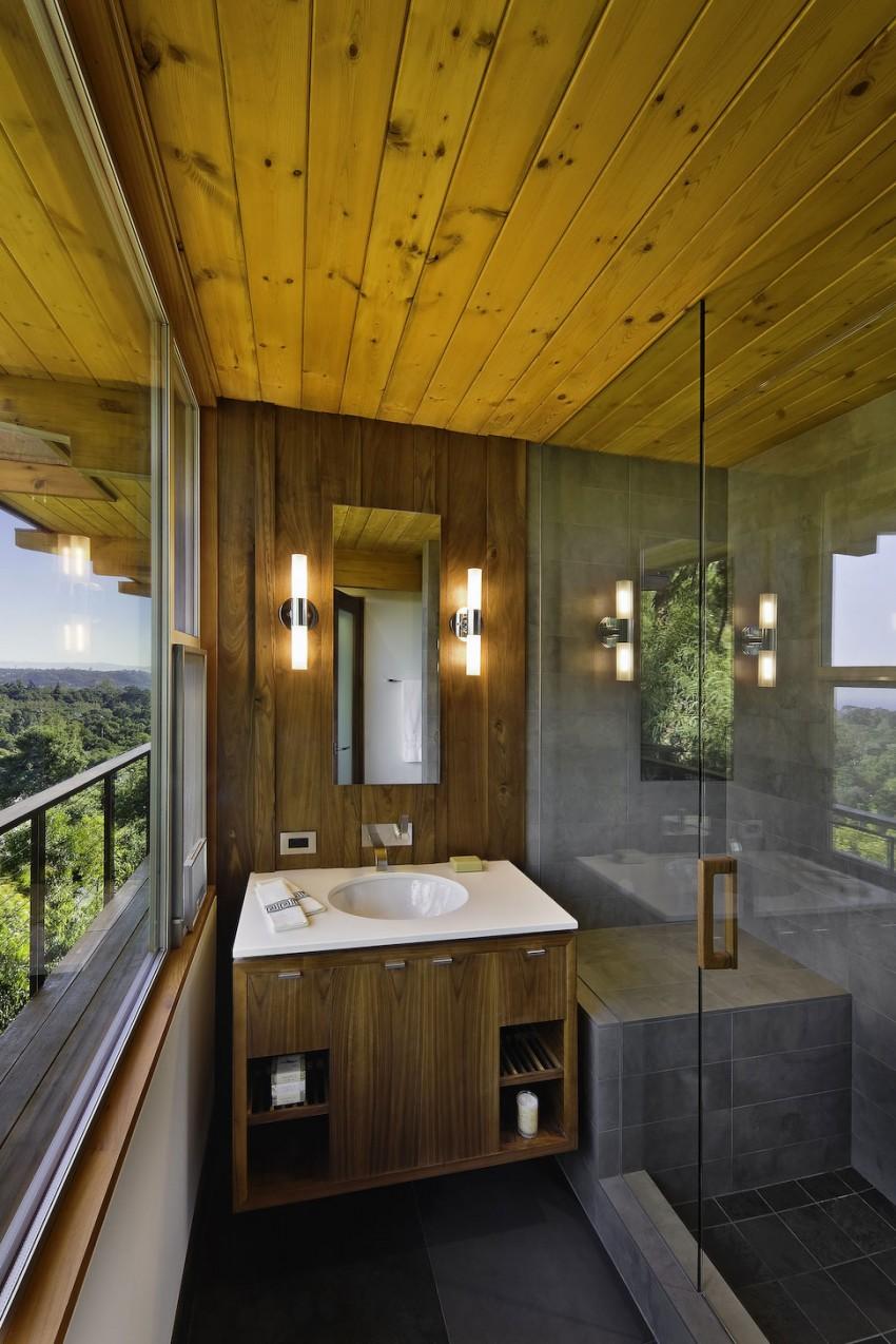 Mid-Century Modern Residence by AB design studio 09