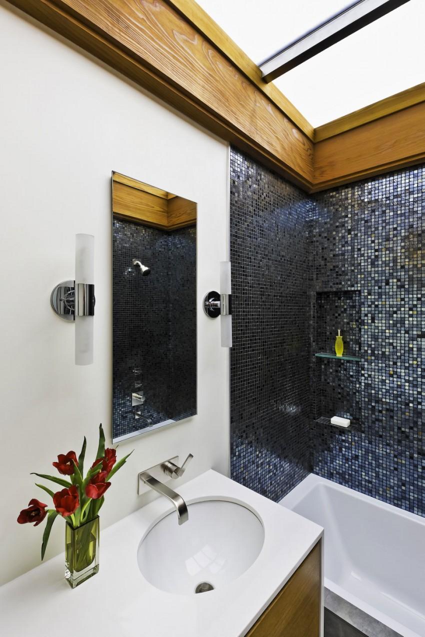 Mid-Century Modern Residence by AB design studio 10