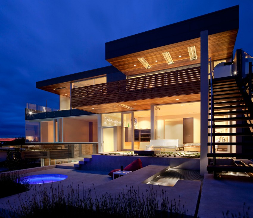 Orchard Way by McLeod Bovell Modern Houses 02