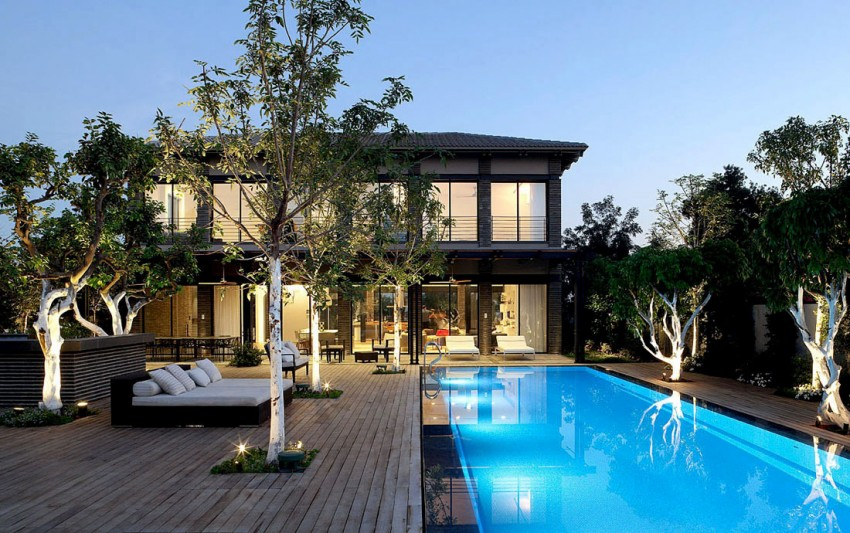 Ramat Hasharon House 10 by Pitsou Kedem Architects 01