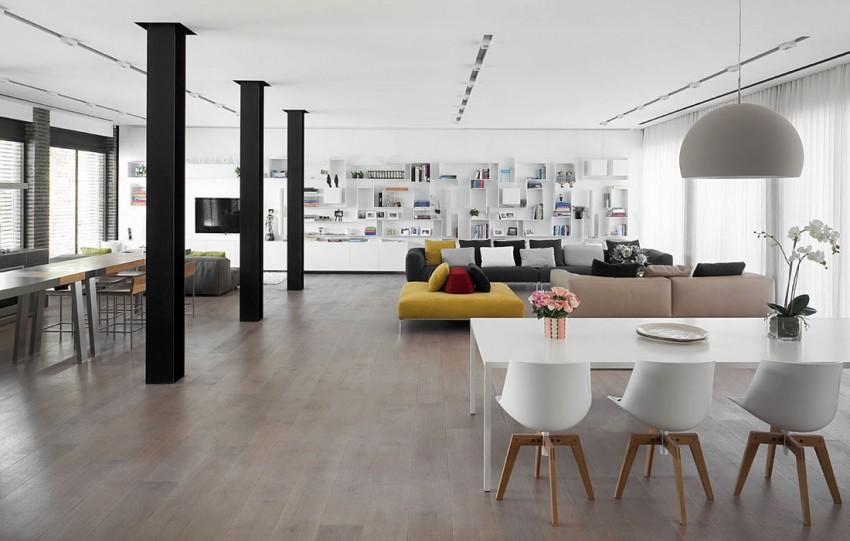 Ramat Hasharon House 10 by Pitsou Kedem Architects 03