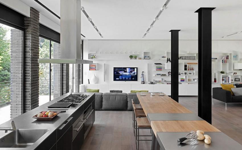 Ramat Hasharon House 10 by Pitsou Kedem Architects 09