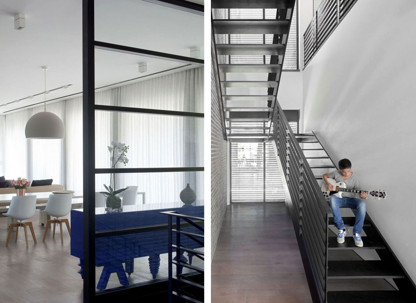 Ramat Hasharon House 10 by Pitsou Kedem Architects 10