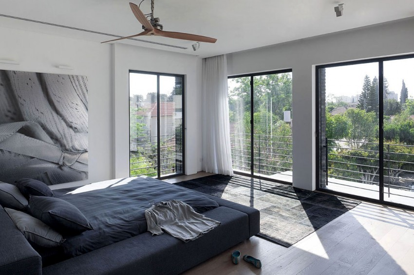 Ramat Hasharon House 10 by Pitsou Kedem Architects 13