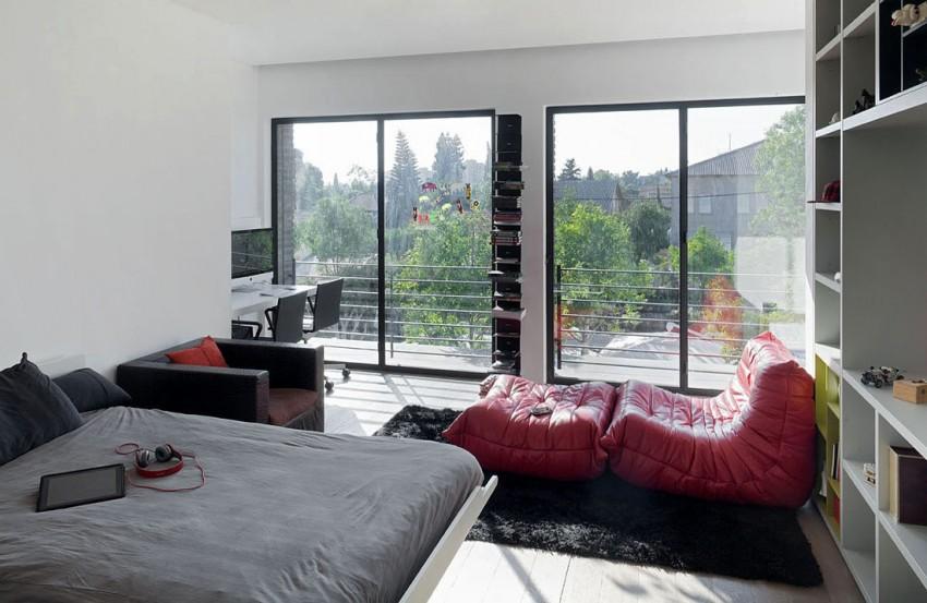Ramat Hasharon House 10 by Pitsou Kedem Architects 14