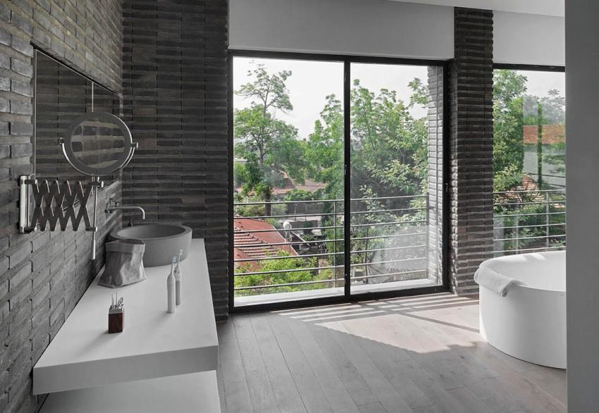 Ramat Hasharon House 10 by Pitsou Kedem Architects 16