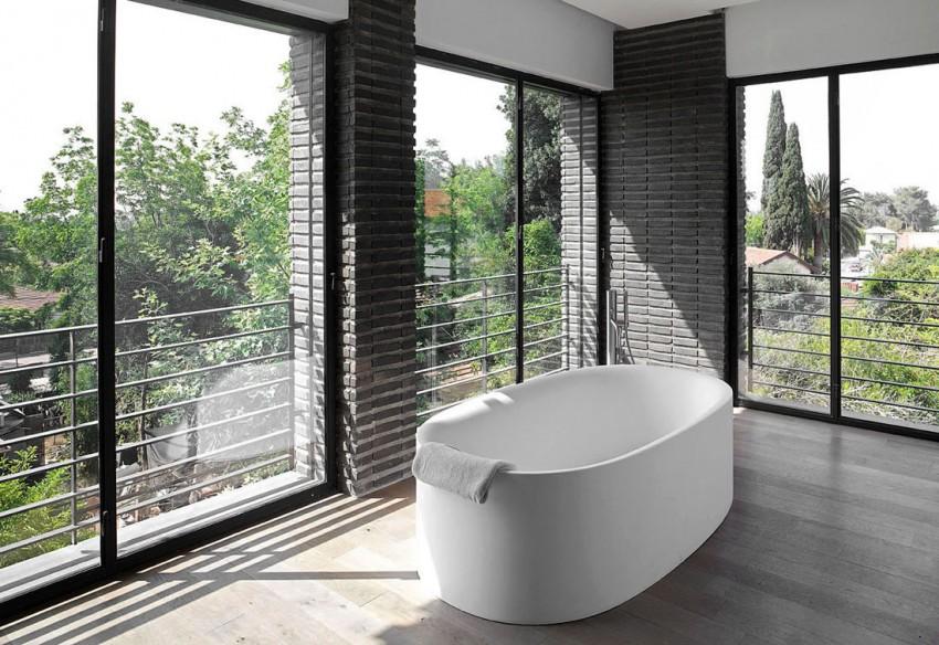 Ramat Hasharon House 10 by Pitsou Kedem Architects 17