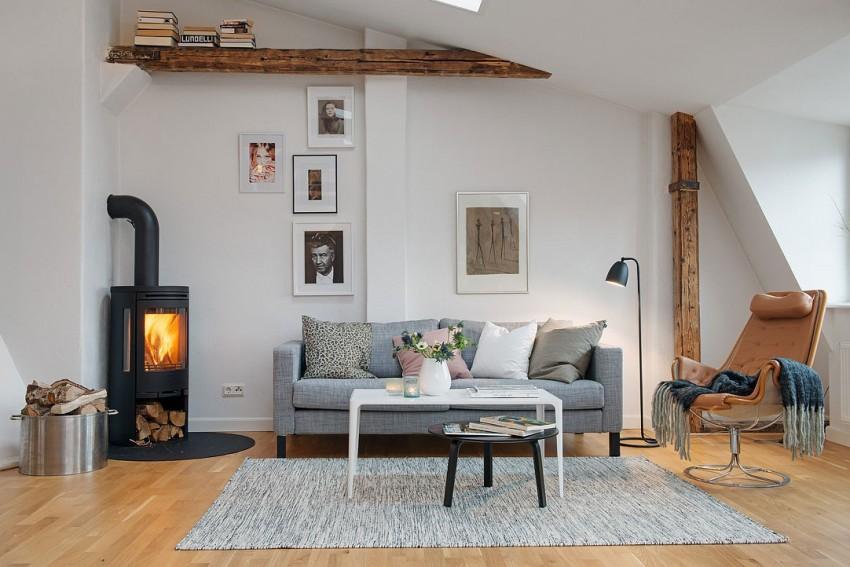 Scandinavian Design Drottingatan 30, Kungshöjd 02