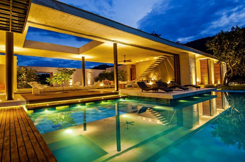 Casa 7A by Arquitectura en Estudio & Natalia Heredia 01