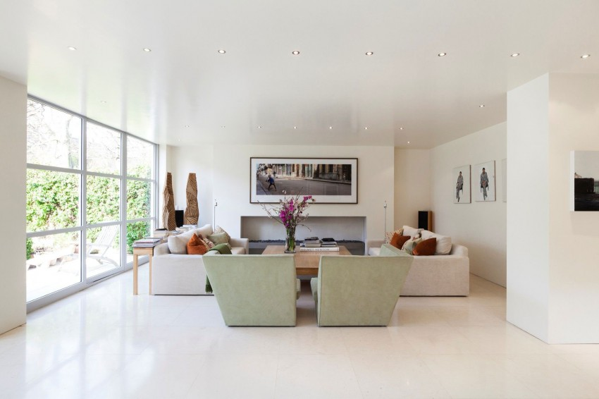 Clarendon Road by David Furze of The Holland Park Studio 02
