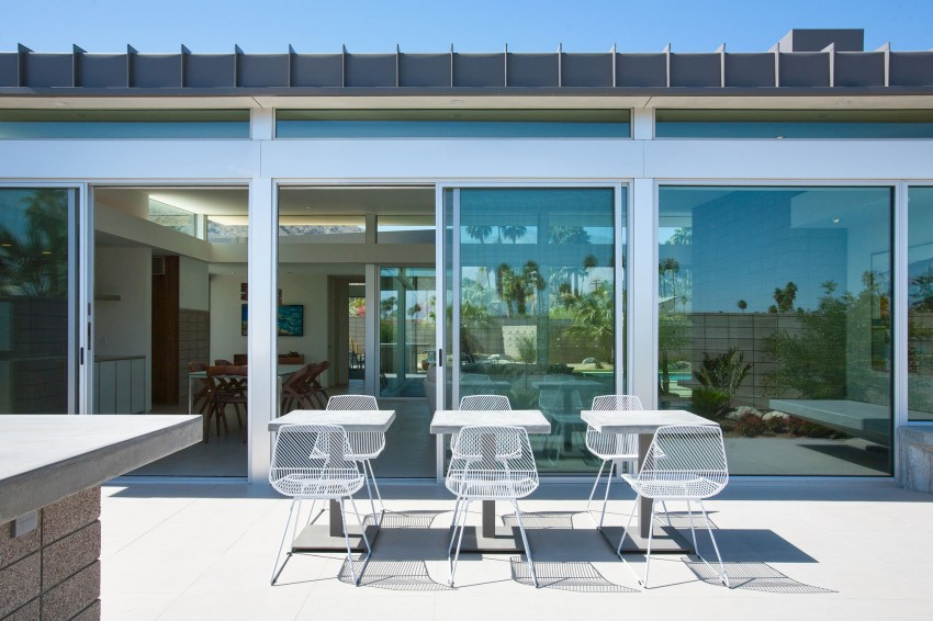 House in Palm Springs by o2 Architecture 03