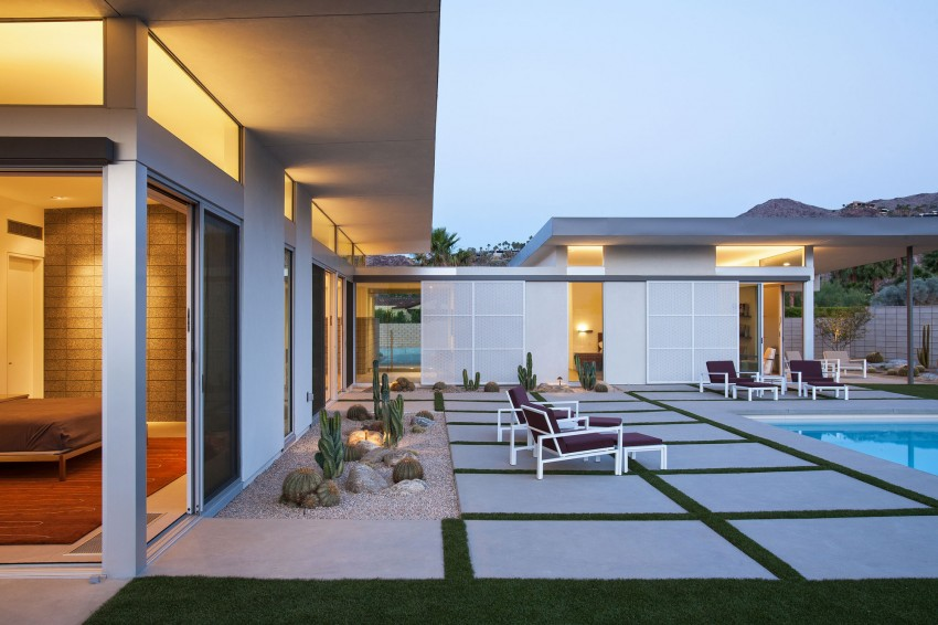 House in Palm Springs by o2 Architecture 04