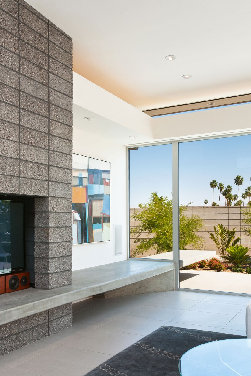 House in Palm Springs by o2 Architecture 06