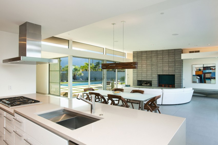 House in Palm Springs by o2 Architecture 08