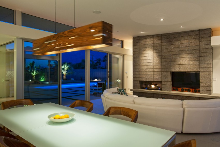 House in Palm Springs by o2 Architecture 14