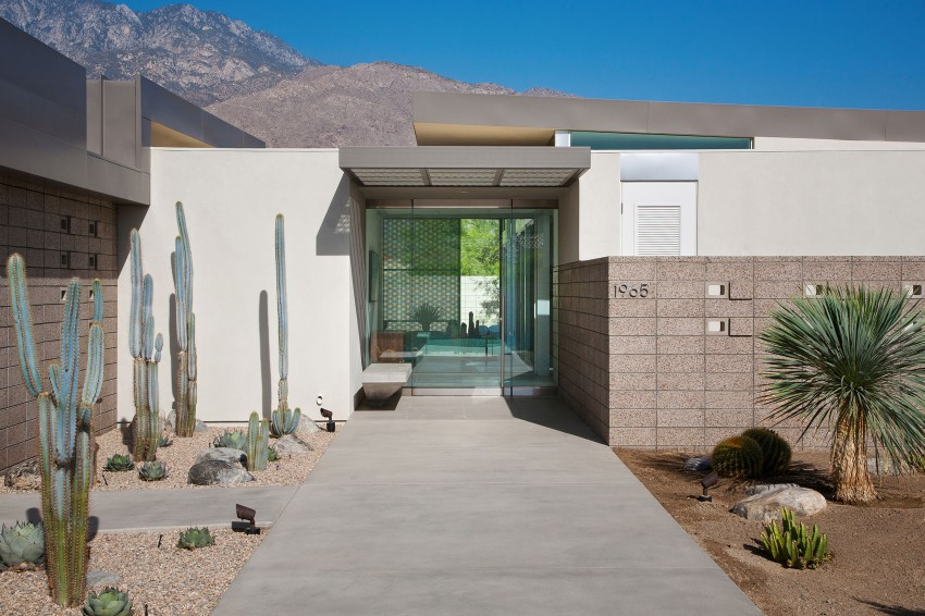 House in Palm Springs by o2 Architecture 17