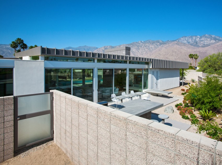 House in Palm Springs by o2 Architecture 18