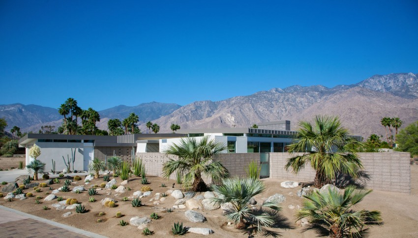 House in Palm Springs by o2 Architecture 20