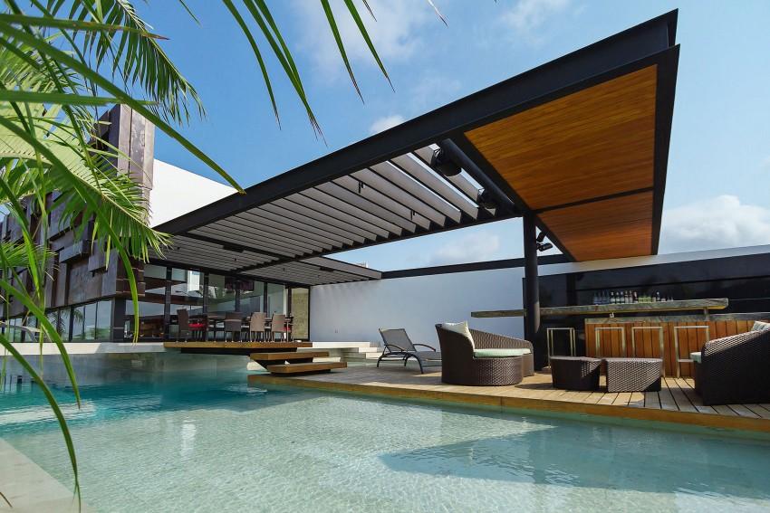 PL2 House by Seijo Peon Arquitectos y Asociados 01