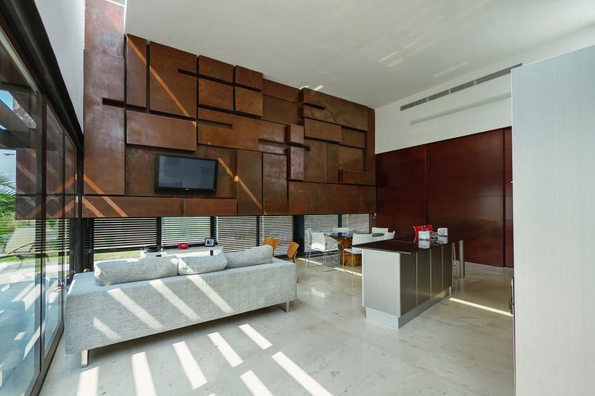 PL2 House by Seijo Peon Arquitectos y Asociados 06