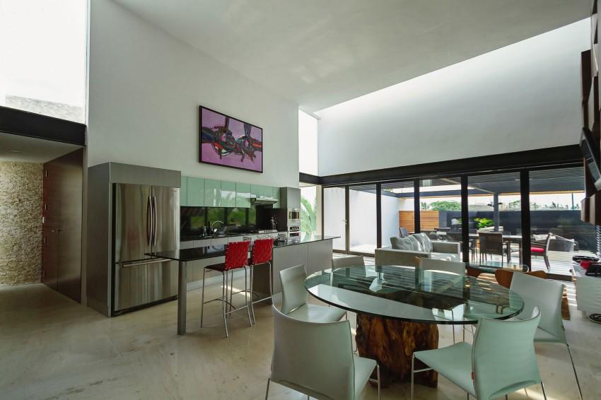 PL2 House by Seijo Peon Arquitectos y Asociados 07