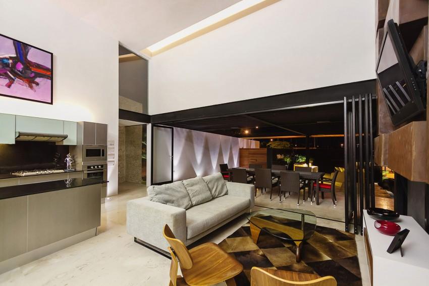 PL2 House by Seijo Peon Arquitectos y Asociados 12