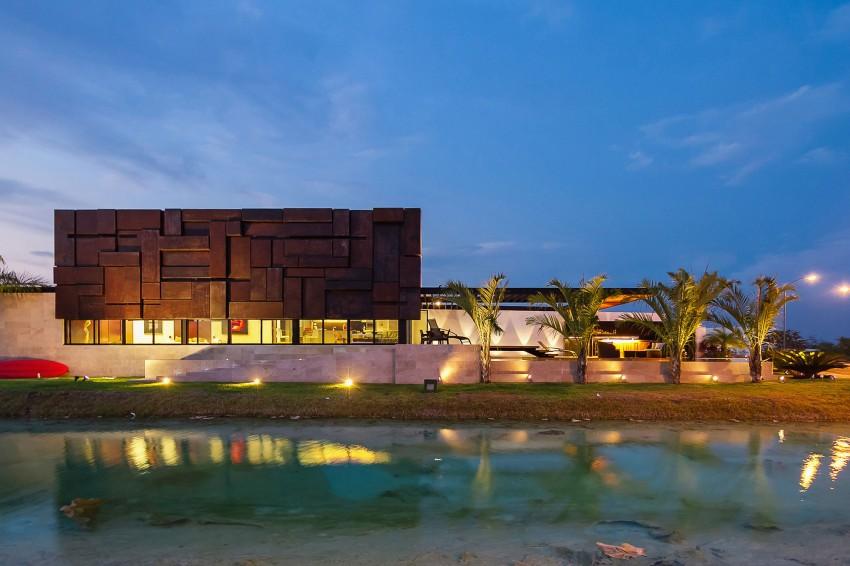PL2 House by Seijo Peon Arquitectos y Asociados 17