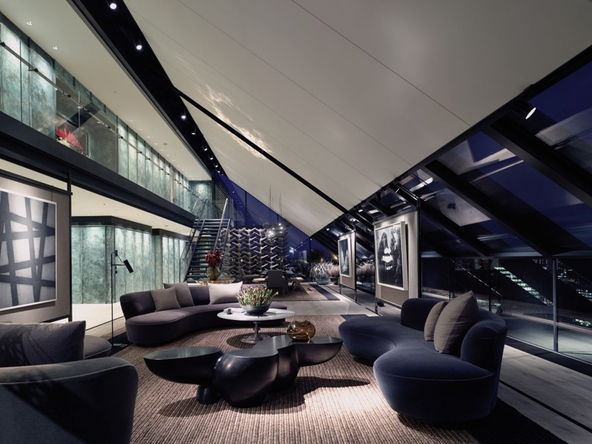 Penthouse at NEO Bankside in London 02