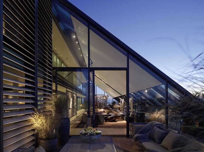 Penthouse at NEO Bankside in London 03