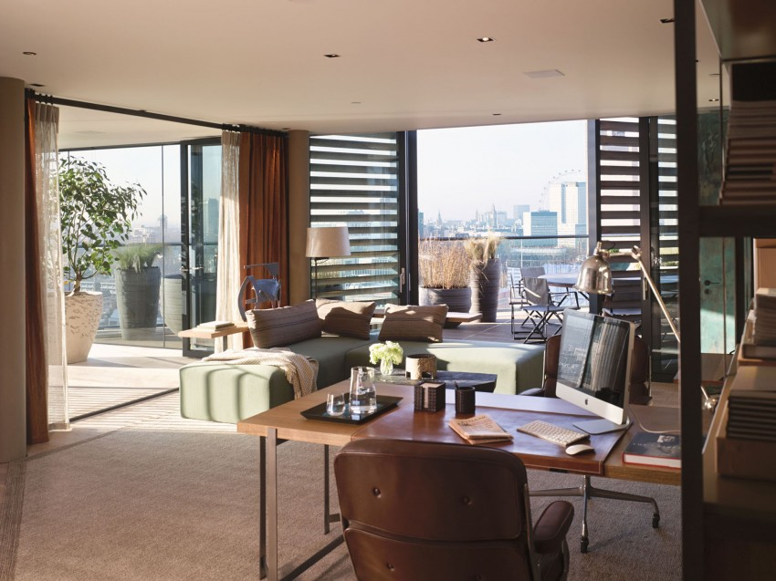 Penthouse at NEO Bankside in London 04