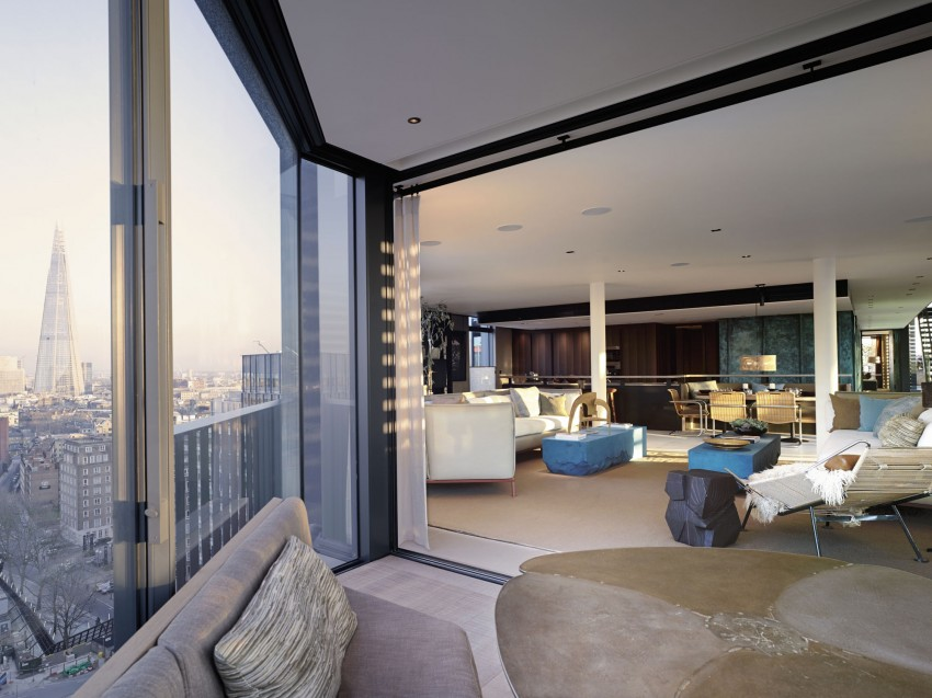 Penthouse at NEO Bankside in London 05