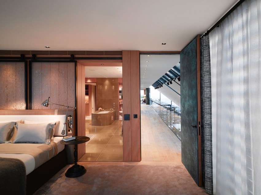 Penthouse at NEO Bankside in London 08