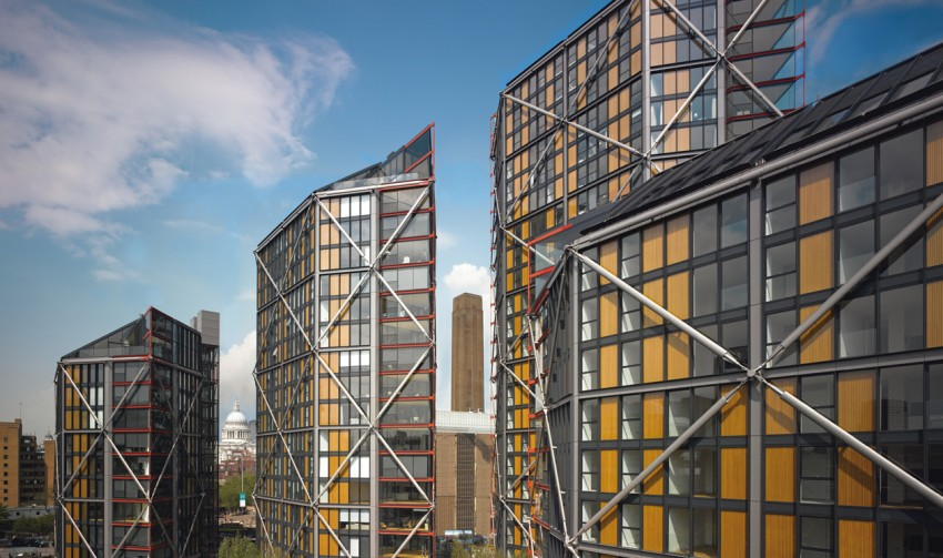 Penthouse at NEO Bankside in London 11