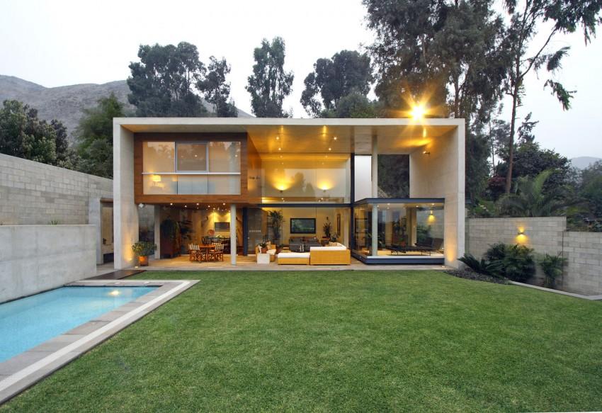 S House by Domenack Arquitectos 02