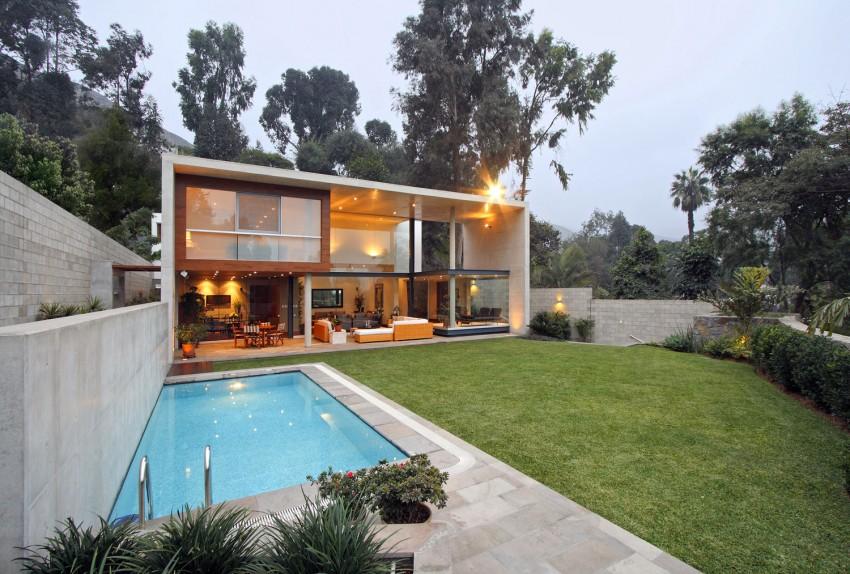 S House by Domenack Arquitectos 03