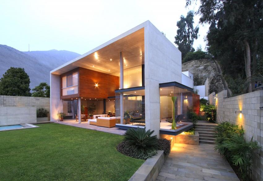 S House by Domenack Arquitectos 04