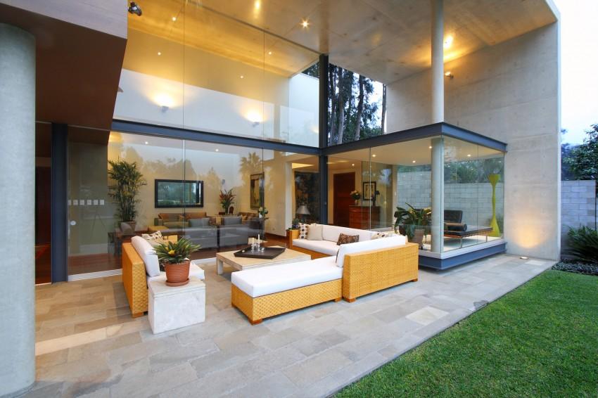 S House by Domenack Arquitectos 05