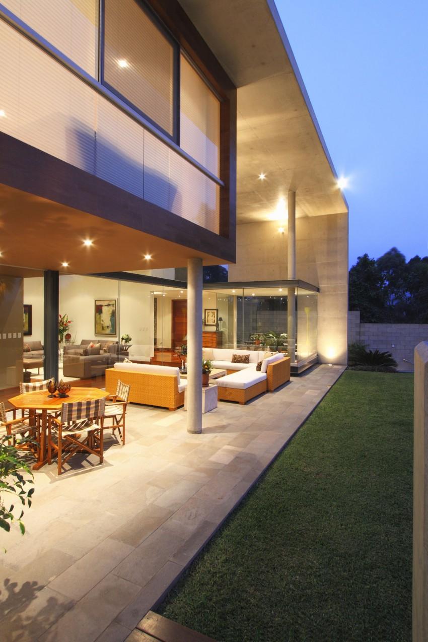 S House by Domenack Arquitectos 06