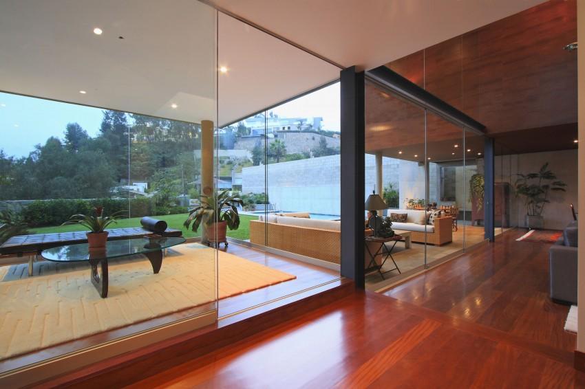 S House by Domenack Arquitectos 10