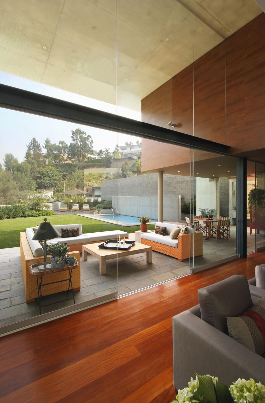 S House by Domenack Arquitectos 12