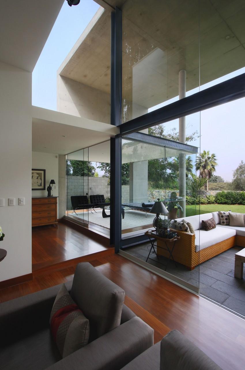 S House by Domenack Arquitectos 13