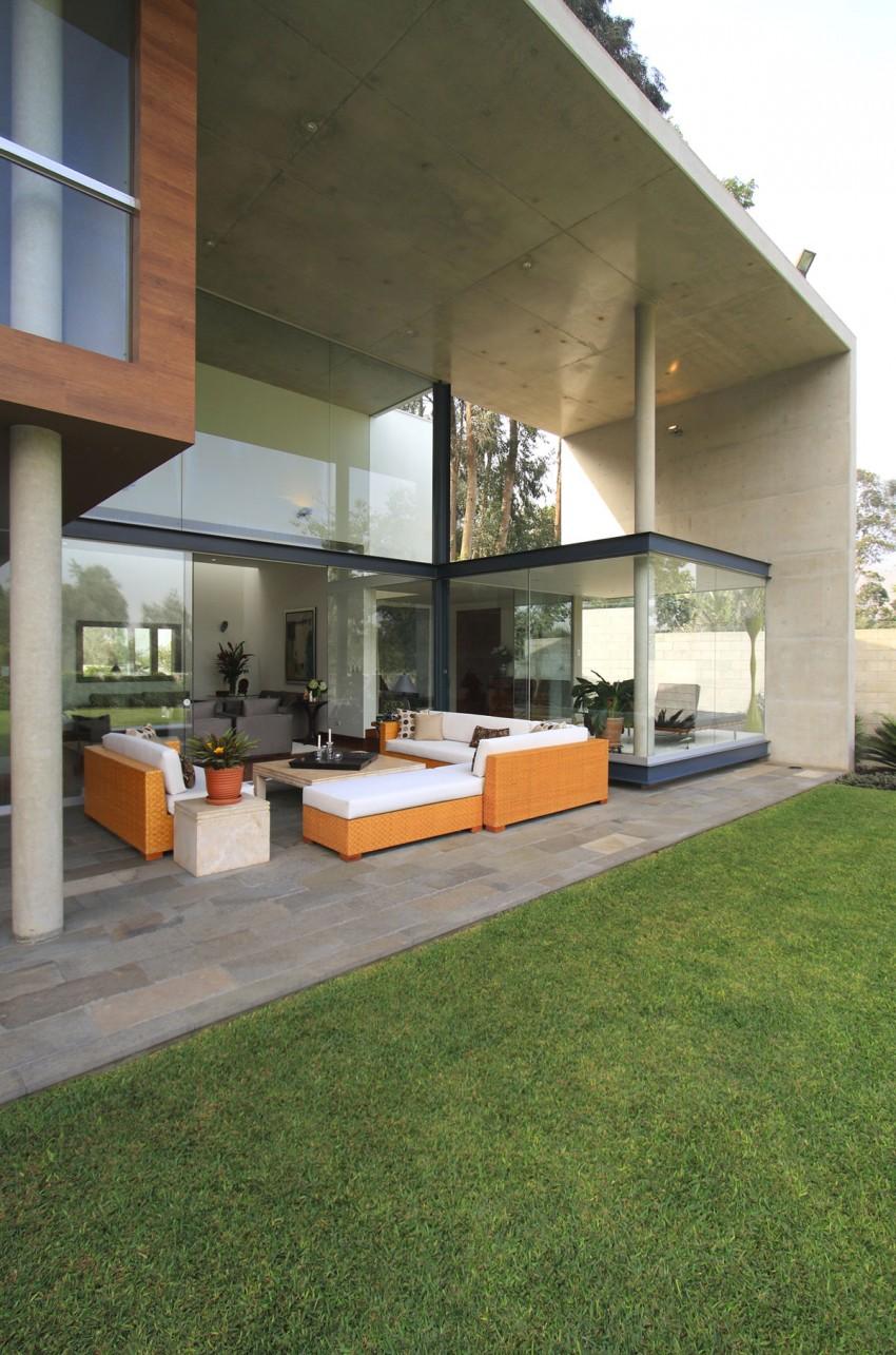S House by Domenack Arquitectos 17